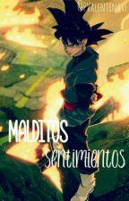 Malditos Sentimientos! (Goku Black y Tu) by PValentinaVF