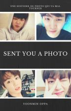 Sent you a photo [TK] [YM] by Army_Yoonmin_FR