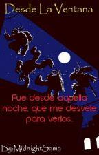Desde La Ventana [Tmnt×Lectora] by MidnightSama