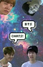 BTS Chats ^•^ by x705103200x