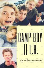 Camp boy || L.H. ZAWIESZONE by poprostupizza