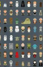 Star Wars | Zodiacs by RatsGrav