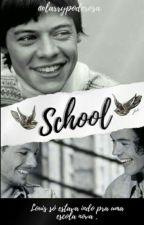 School by larrypoderosa
