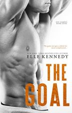 The Goal ( Amores Improváveis 4) Elle Kennedy by DenizeFreitas3