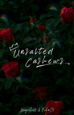 Unsalted Cashews by kanga_ruth