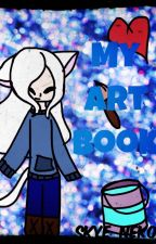 My Art Book: 2 by Skye_Neko