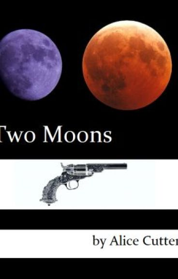 Two Moons by alicecutter
