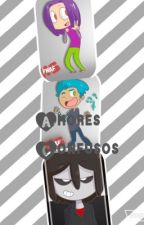 Amores confusos #FNAFHS by glorianag270704
