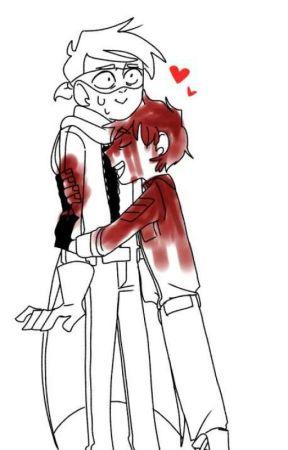 Hero's Blood (Yandere!Flippy x Splendid) by InkedEevee