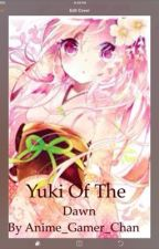 Yuki of the dawn(Yona of the dawn fan fiction) by Anime_Gamer_Chan