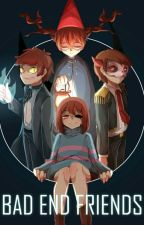 Bad end Friends by kaliko9876