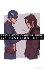 Bucky and Steve Imagines #2 by Fandoms_Hero