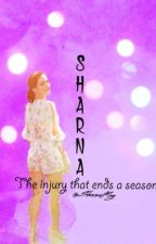 The injury that ends a season by SharnaMay