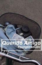 Querido Amigo. lrh by YoungDramatic