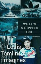 Louis Tomlinson Imagines by kookiee_doughh