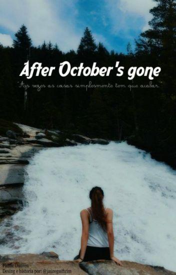 After October's Gone