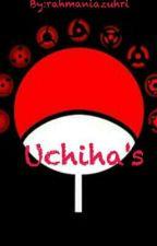 UCHIHA'S by rahmaniazuhri