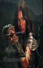 Asine's Assasin by KaliannaErebos