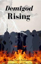 Demigod Rising (ON HOLD) by FirePrincess4179