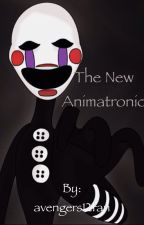[OLD BOOK] The new animatronic (FNaF Aphmau)  by Multi-is-myname