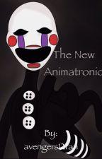 The new animatronic (FNaF Aphmau)  by Multi-is-myname