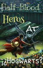 Semidioses en Hogwarts [Edición] by SeaWisdom