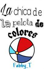 La chica de la pelota de colores. |EDITANDO| by Fabby_T