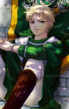 Sweet Lust (Draco Malfoy/Flirty Pureblood Male Reader) by DreamDolly