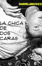 la chica de dos caras (Jamie Campbell y tu) by DanielaMuoz2