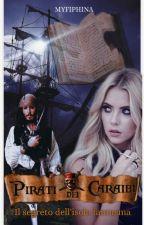 Pirati dei Caraibi: Il segreto dell'isola fantasma by myfiphina