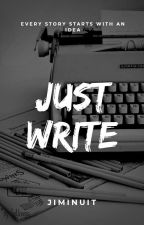 just write | plots by jowheon