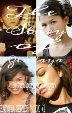 ZENDAYA SERIES BOOK #1: The Story of Zendaya by turnupdaya