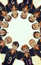 Haikyuu Chats  by MagicDreamBooks