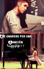 Me Enamoré Por Una Canción |Justin Bieber| by happylife77