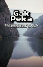GAK PEKA [Mark Lee NCT] by juneyaaah