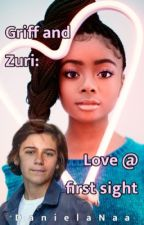 Griff and Zuri: Love at First Sight by DanielaNaa