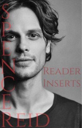 Dr  Spencer Reid Reader Inserts - You're Safe - Wattpad