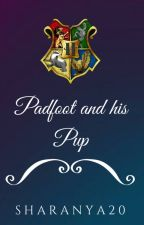 Padfoot and his Pup by AnabelleBlack20