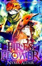 Fire's Flower 「Pokemon Watty Awards 2016」 by izayoix