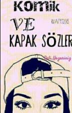 👊 Komik VE Kapak Laflar👊 by celikliesma