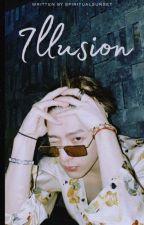 Illusion ;;➹ Jackson Wang by -badbloxd