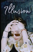 Illusion ; Jackson Wang by nevereveeer