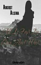 All Is Fair In Love And War by Dhiovion