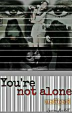 You're not Alone «Camren greek fanfic» by LaurenMichell_
