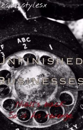 Unfinished Businesses.(The Unfriended Series.) by stylesmastyles