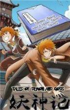 Tales Of Demons And Gods by NuwaHinokawa