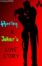 Harley Quinn and Jokers love story Part 2 by knockout5906