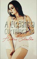 A Elegância Curvilínea de Andréa Carvalho by HiLubbyGirl
