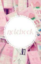 『notebook』 yoonmin by rainbowonho