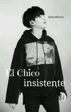 El Chico Insistente→YoonMin by InoMlxxn